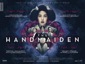 The Handmaiden  poster #1553317