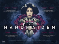 The Handmaiden  #1553319 movie poster