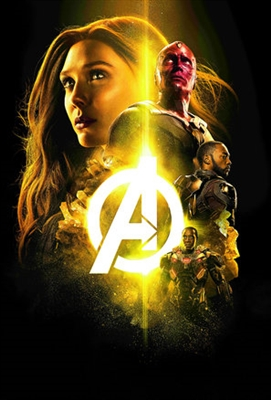 Avengers: Infinity War  poster #1553360