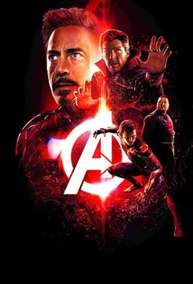 Avengers: Infinity War  poster #1553364