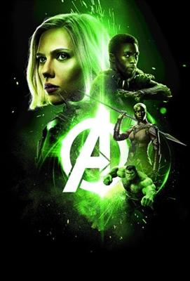 Avengers: Infinity War  poster #1553373
