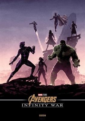 Avengers: Infinity War  poster #1553452