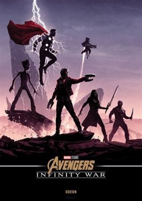 Avengers: Infinity War  poster #1553456
