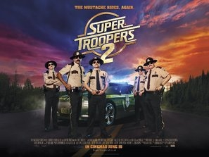 Super Troopers 2 poster #1553469