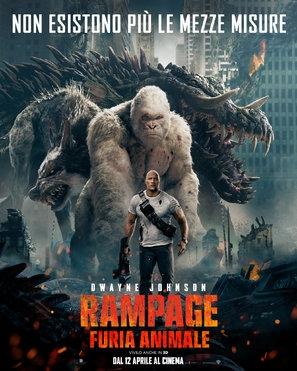 Rampage poster #1553555