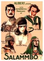 Salammbô movie poster