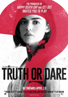 Truth or Dare poster #1553625