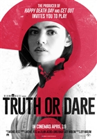 Truth or Dare #1553625 movie poster