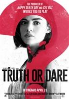 Truth or Dare #1553625 movie poster