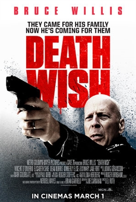 Death Wish poster #1553717
