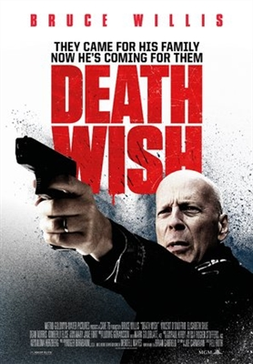 Death Wish poster #1553720