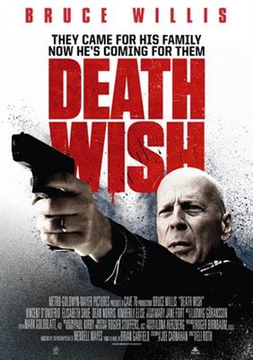 Death Wish poster #1553721