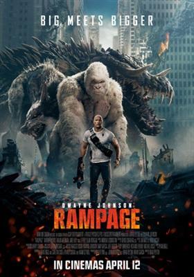 Rampage poster #1553842