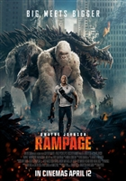 Rampage #1553842 movie poster