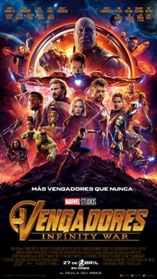 Avengers: Infinity War  poster #1553898