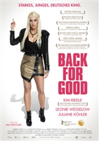 Back for Good movie poster