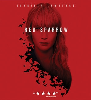 Red Sparrow poster #1553969