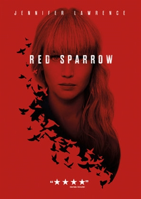 Red Sparrow poster #1553971