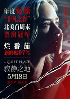 A Quiet Place movie poster