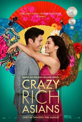 Crazy Rich Asians poster #1554364