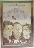 Tre fratelli movie poster