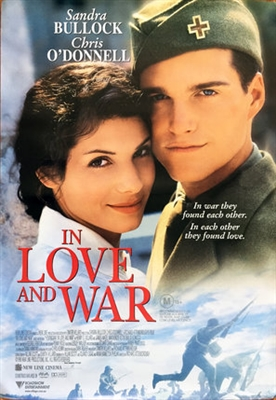 In Love and War poster #1554481