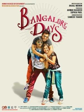 Bangalore Days  poster #1554500