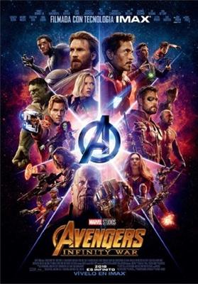 Avengers: Infinity War  poster #1554669