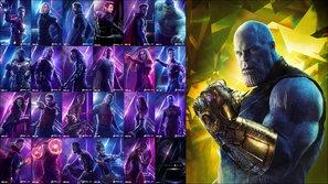 Avengers: Infinity War  poster #1554674