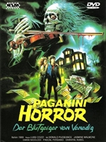 Paganini Horror movie poster
