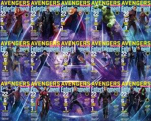 Avengers: Infinity War  poster #1554993