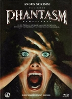 Phantasm movie poster