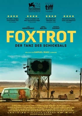 Foxtrot poster #1555362