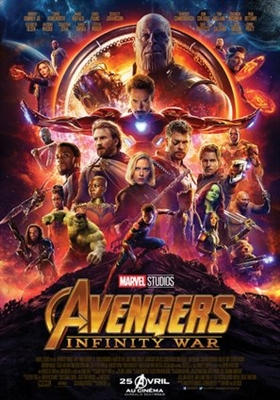 Avengers: Infinity War  poster #1555470