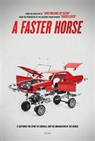 A Faster Horse movie poster