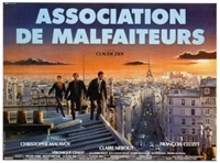 Association de malfaiteurs movie poster
