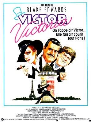 Victor/Victoria poster #1555839