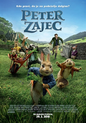 Peter Rabbit poster #1555869