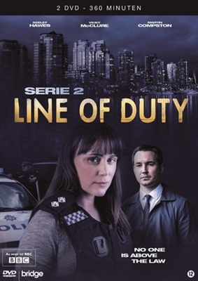 Line of Duty poster #1555927