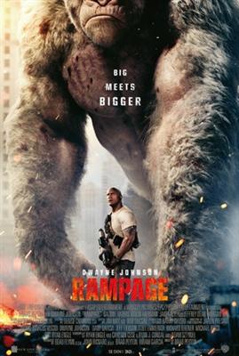 Rampage poster #1556049
