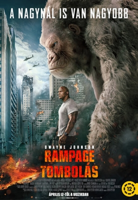 Rampage poster #1556054