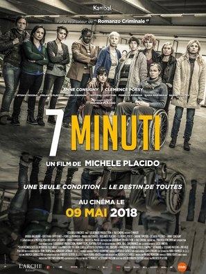 7 Minuti  poster #1556232