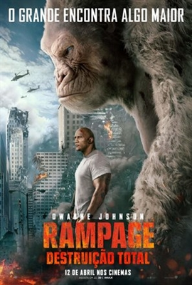 Rampage poster #1556514