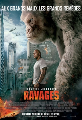 Rampage poster #1556619
