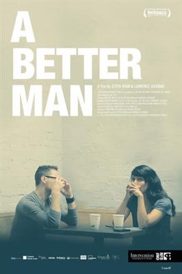 A Better Man poster #1557027