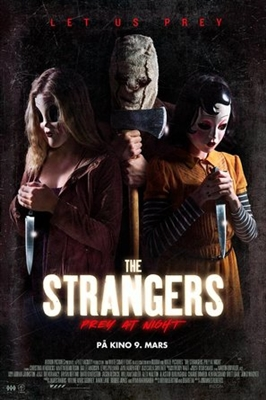 The Strangers: Prey at Night poster #1557608