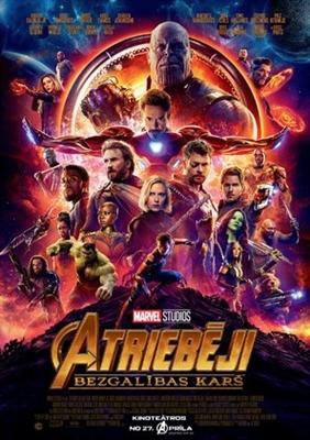 Avengers: Infinity War  poster #1557767