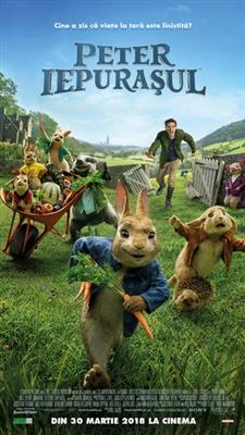 Peter Rabbit poster #1557782