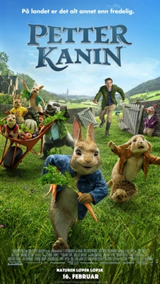 Peter Rabbit poster #1557783