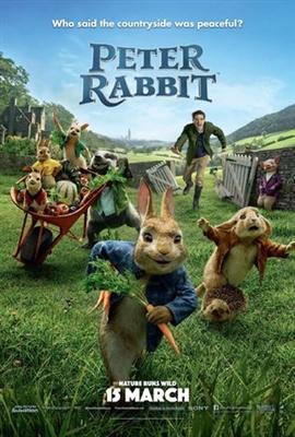 Peter Rabbit poster #1557784
